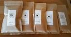 5種類のオリジナルブレンドセット「前橋紅茶セット」