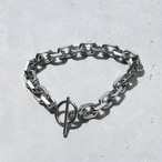 Silver Chain Blacelet