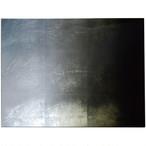 Table mat Silver×Sepia