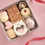 【50缶限定】バレンタインクッキー缶(大)
