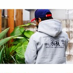 """【DARGO】""""Trade Mark"""" Heavy Weight Pull Over Hoodie (2color)"""