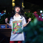 【GIVE ME FLOWERS】T-SHIRTS