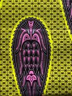 【1月11日まで限定販売】西アフリカ布6メートル