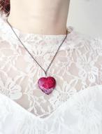 あまいあざ necklace (♡small)