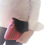フェアトレード モン族手織りクラッチバッグ