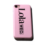 Lola wed. Smartphone case