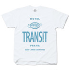 Transit Hotel Praha white