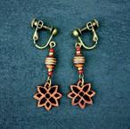 geometric earring EKA-WB-CA
