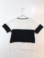 Colorful Tee【カラフル2WAY Tシャツ】10