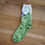 garapago socks (Mountain) 靴下 くつ下