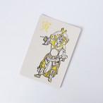 十二神将ポストカード - 寅神