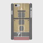 大日本帝国海軍空母「赤城」飛行甲板 iPhoneケース