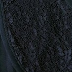 女の子フォーマルボレロ(ホワイト・ブラック)⭐︎送料無料