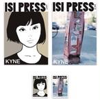 ステッカー付 ISI PRESS vol.1/vol.2 セット