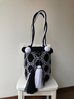ワユーバッグ (Wayuu bag) Basic line Tote Lサイズ
