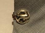 R.S TIE CLIP -brass- ヘビのネクタイピン ブラス