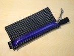 WANDERLUST EQUIPMENT / TRAIL ZIP WALLET Ⅱ (DYN/BLACK×PURPLE)