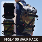 アクティブ&GUARD  バックパック  [スターオブライフ×FIRE FIRST ] ffsl-100 アウトドア レスキュー ライフセービング