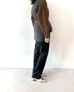 BICOLOR KNIT / SALT + JAPAN