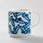 スパイクロゴ モノグラム マグカップ
