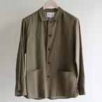 STILL BY HAND  【 mens 】 pocket shirts jacket