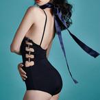 【タイ人気ブランド】Coralist Swimwear ワンピース Tan Midnight