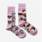 FRIDAY SOCK CO. 靴下 ソックス ルービックキューブ Rubiks Cube