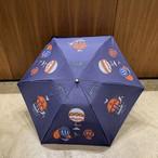 manipuri : 8 折りたたみ傘 (バンブーハンドル)