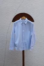 YAECA #67152コンフォートシャツ リラックスBLUE