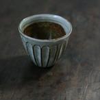 陶工房里一 灰鎬フリーカップ
