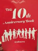 カルメラ10周年記念パンフレット「THE 10th Anniversary Book」
