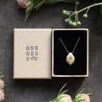oneness ネックレス -brass-
