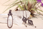 《水晶》極上研磨天然石ペンダント