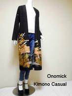 着物ガウン Kimono Gown  LJ-086M