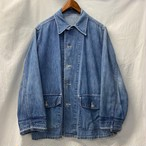 "40's ""U.S.ARMY"" Denim Dungaree Jacket"