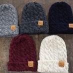 【受注生産】shirettoニット knit cap