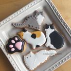【再販】雑誌「ねこ」掲載記念 ❇︎ ねこクッキーセット