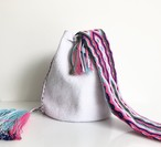 ワユーバッグ (Wayuu bag) Basic line Lサイズ Wide Strap