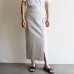 & DEAR【womens 】2way tight skirt
