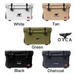 ORCA Coolers 26 Quart オルカ クーラー ボックス キャンプ用品 アウトドア キャンプ グッズ 保冷 クッキング ドリンク オルカクーラーズジャパン