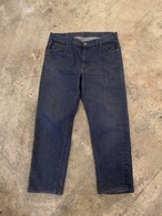 70's Lee lastic slim tapered stretch denim