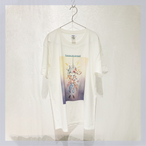 【Tシャツ】 心の声に意識を集中 / ホワイト