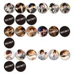 【予約商品】小松昌平の盤・番・絆! 第5回、第6回 缶バッジ ※ランダム販売