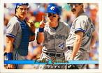 MLBカード 93UPPERDECK Kelly Gruber #406 BLUEJAYS
