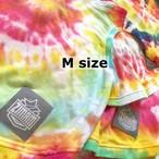 再販【Mサイズ】タイダイクールタンク|接触冷感|UVカット|消臭