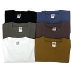 CalCru RIDGE POCKET T-Shirt S/S made in USA
