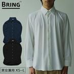 BRING(ブリング) DRYCOTTONY Dress Shirt ドライ ドレス シャツ 長袖 Yシャツ ユニセックス アウトドア 用品 キャンプ グッズ