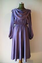Wisteria purple dress