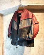 90's 3tone motor jacket