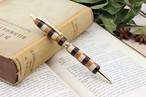 ★お取り置き中です★「寄せ木・石畳 FLP」Viriditas手作りシャープペンシル0.7mm芯